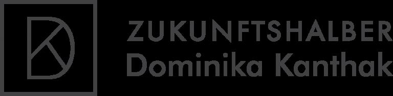 Logo DK ZUKUNFTSHALBER quer